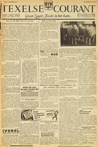 Texelsche Courant 1952-09-13