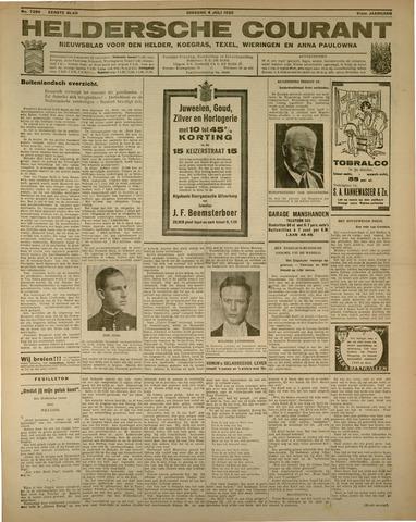 Heldersche Courant 1933-07-04