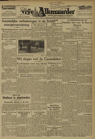 De Vrije Alkmaarder 1946-09-21