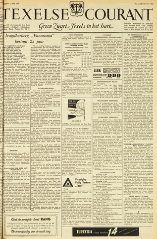 Texelsche Courant 1956-07-07