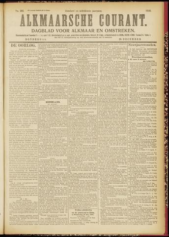 Alkmaarsche Courant 1916-12-28