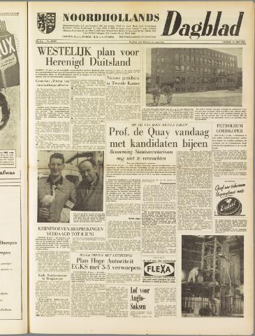 Noordhollands Dagblad : dagblad voor Alkmaar en omgeving 1959-05-15
