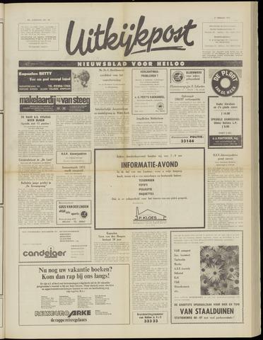 Uitkijkpost : nieuwsblad voor Heiloo e.o. 1973-02-21
