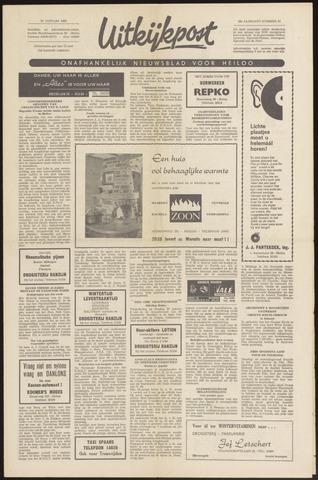 Uitkijkpost : nieuwsblad voor Heiloo e.o. 1966-01-20