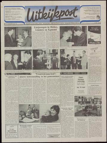 Uitkijkpost : nieuwsblad voor Heiloo e.o. 1992-05-06
