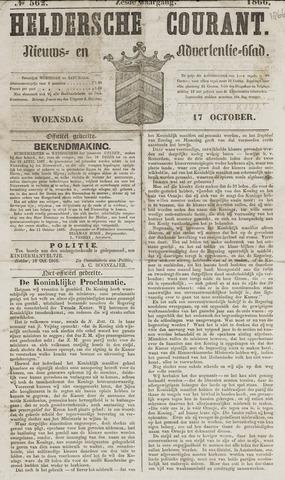 Heldersche Courant 1866-10-17