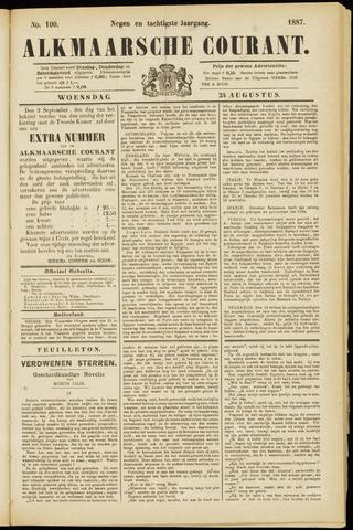 Alkmaarsche Courant 1887-08-24