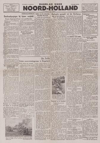 Dagblad Noord-Holland, Schager editie 1943-08-19