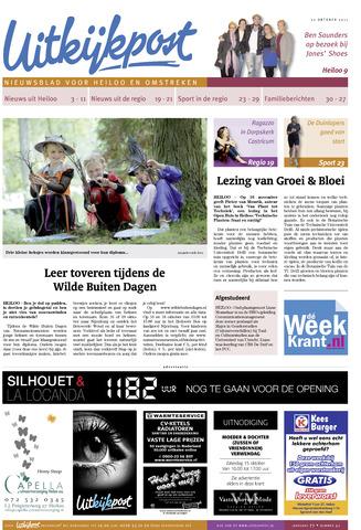 Uitkijkpost : nieuwsblad voor Heiloo e.o. 2011-10-12
