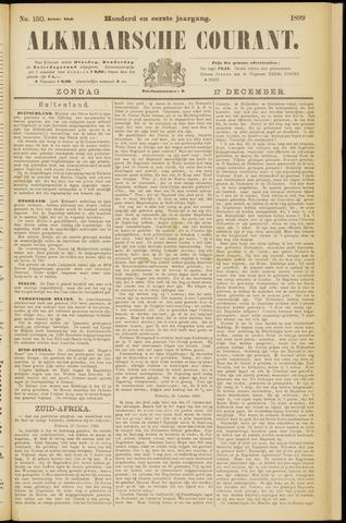 Alkmaarsche Courant 1899-12-17