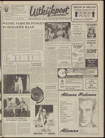 Uitkijkpost : nieuwsblad voor Heiloo e.o. 1986-03-26