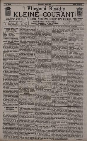 Vliegend blaadje : nieuws- en advertentiebode voor Den Helder 1895-04-06