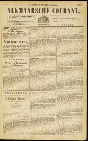 Alkmaarsche Courant 1900-01-03