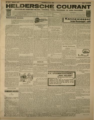 Heldersche Courant 1931-07-18