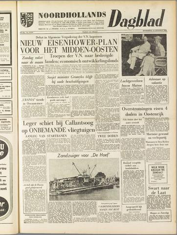 Noordhollands Dagblad : dagblad voor Alkmaar en omgeving 1958-08-14