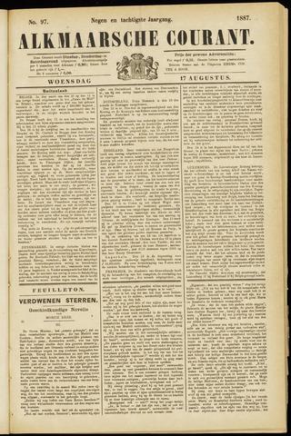 Alkmaarsche Courant 1887-08-17