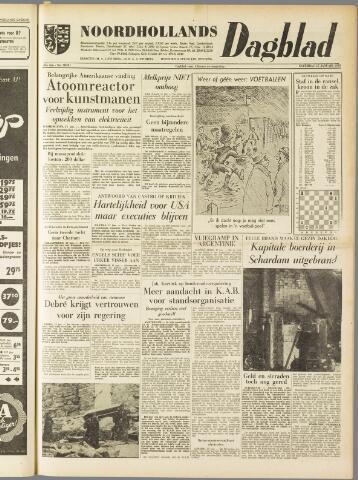 Noordhollands Dagblad : dagblad voor Alkmaar en omgeving 1959-01-17