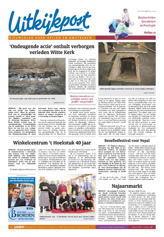 Uitkijkpost : nieuwsblad voor Heiloo e.o. 2015-09-16