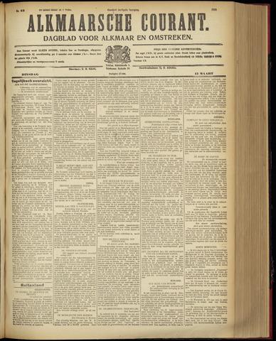 Alkmaarsche Courant 1928-03-13