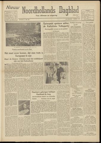 Nieuw Noordhollandsch Dagblad : voor Alkmaar en omgeving 1948-05-10