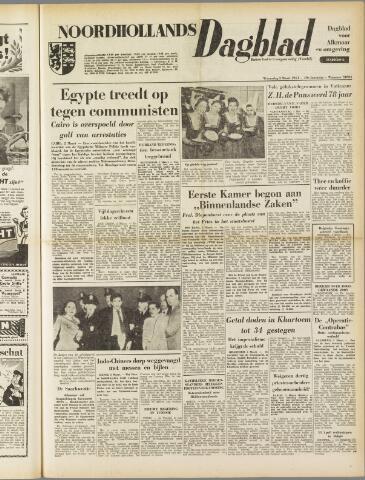 Noordhollands Dagblad : dagblad voor Alkmaar en omgeving 1954-03-03