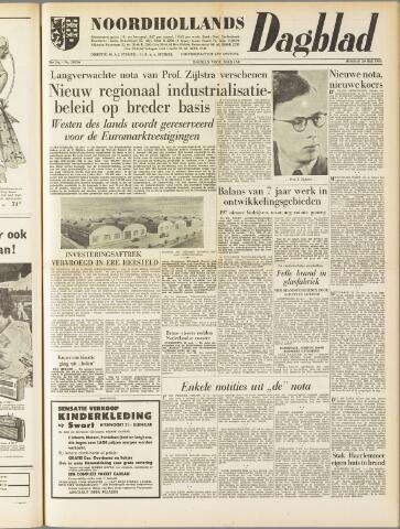 Noordhollands Dagblad : dagblad voor Alkmaar en omgeving 1958-05-20