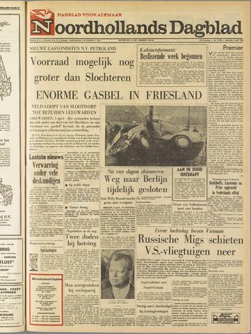 Noordhollands Dagblad : dagblad voor Alkmaar en omgeving 1965-04-05