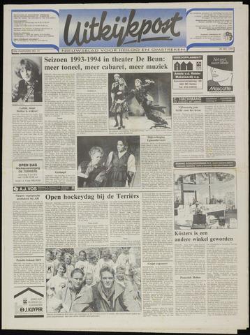 Uitkijkpost : nieuwsblad voor Heiloo e.o. 1993-05-26