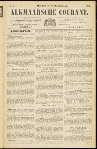 Alkmaarsche Courant 1902-01-05
