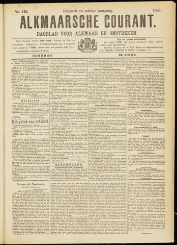 Alkmaarsche Courant 1906-06-19