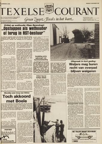 Texelsche Courant 1982-11-12