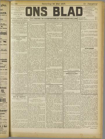 Ons Blad : katholiek nieuwsblad voor N-H 1917-05-19