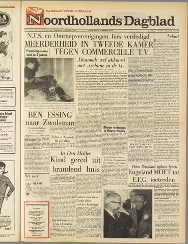 Noordhollands Dagblad : dagblad voor Alkmaar en omgeving 1963-03-20