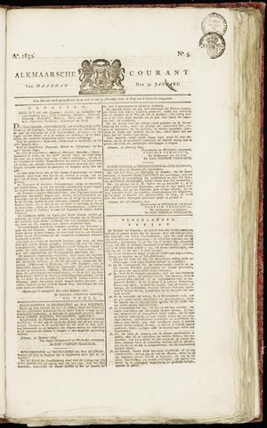 Alkmaarsche Courant 1832-01-30