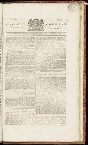 Alkmaarsche Courant 1826-10-09