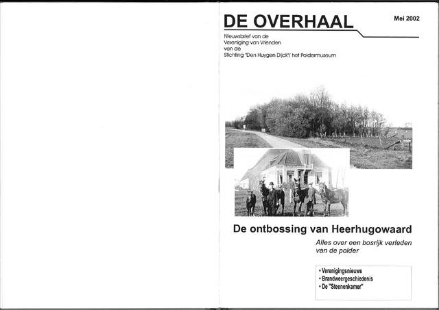 De Overhaal: historisch magazine Heerhugowaard 2002-05-01