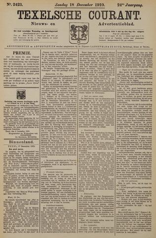Texelsche Courant 1910-12-18