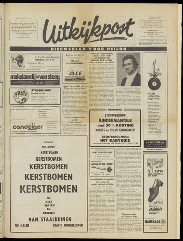 Uitkijkpost : nieuwsblad voor Heiloo e.o. 1972-12-13