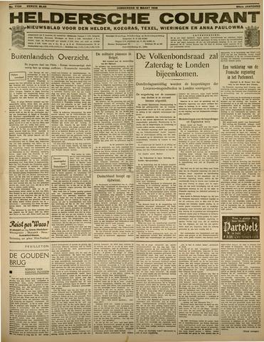 Heldersche Courant 1936-03-12