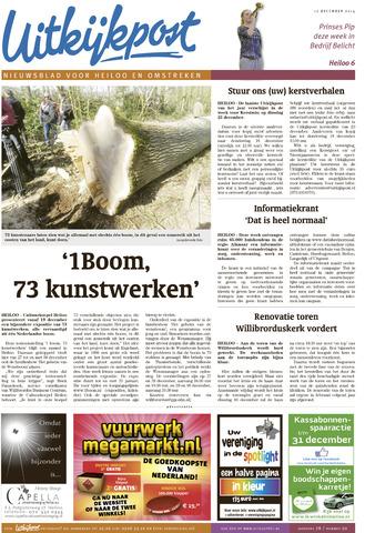 Uitkijkpost : nieuwsblad voor Heiloo e.o. 2014-12-10
