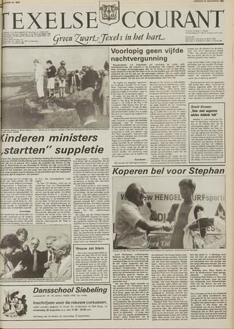 Texelsche Courant 1984-08-21