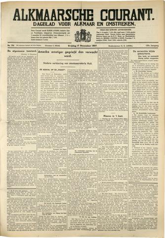 Alkmaarsche Courant 1937-12-17