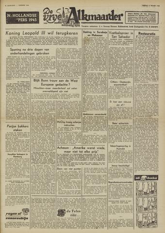 De Vrije Alkmaarder 1950-03-17