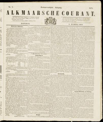 Alkmaarsche Courant 1874-02-08