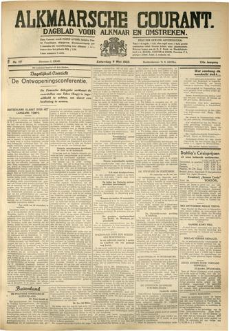 Alkmaarsche Courant 1933-05-06