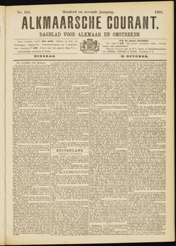 Alkmaarsche Courant 1905-10-31