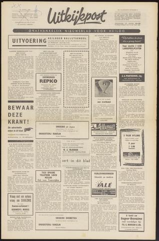 Uitkijkpost : nieuwsblad voor Heiloo e.o. 1966-04-21