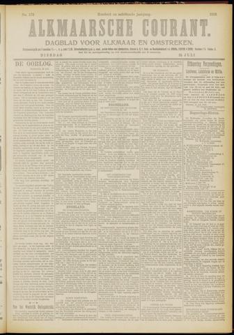Alkmaarsche Courant 1916-07-25
