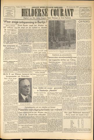 Heldersche Courant 1952-06-06