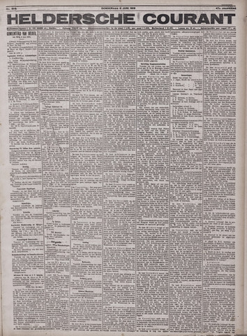Heldersche Courant 1919-06-05